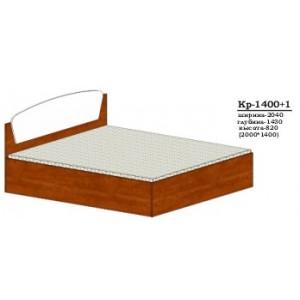 Ліжко КР -1400 + 1