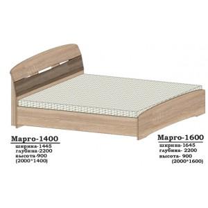 Ліжко Марго-1600