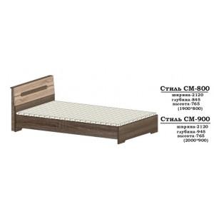 Ліжко Стиль СМ-900