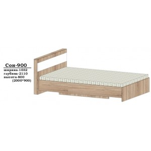 Ліжко Сон-900