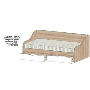 Ліжко Дрім -1900