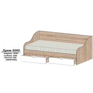 Ліжко Дрім-2000