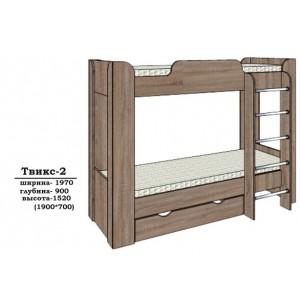 Ліжко Твікс-2