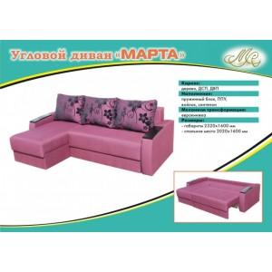 Березня кутовий диван