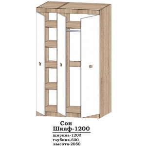 Сон шафа-1200